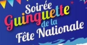 Soirée Guinguette le 13 juillet à Rans